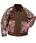 Dan's 401-CPK LADIES PINK CAMO (DISCONTINUED)