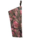 Dan's High-N-Dry Chaps with pink camo