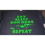RUN DOGS T SHIRT (vinyl)